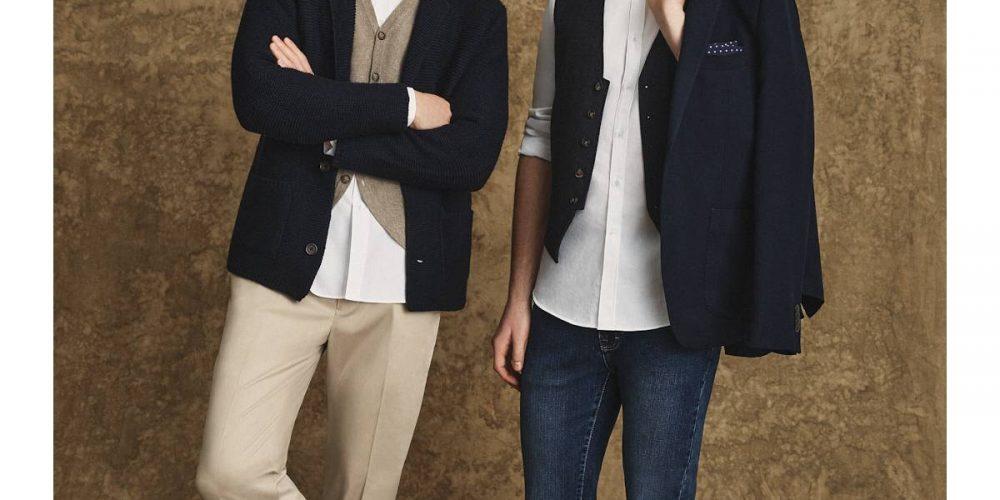 Look moderno e all'avanguardia: camicie e pantaloni che non si stirano