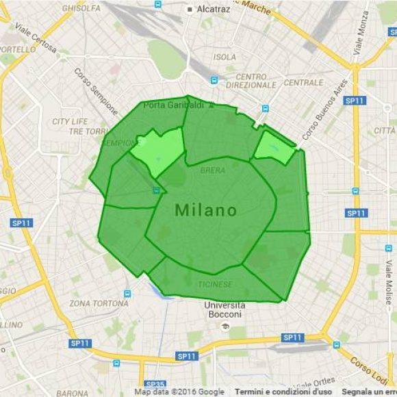 Milano Zona 1