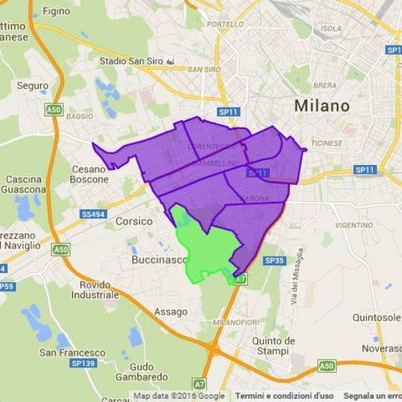 Milano Zona 6
