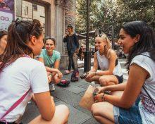 10 buone ragioni per studiare all'estero durante l'estate