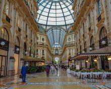 Fare shopping a Milano