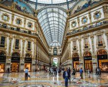 Negozi a Milano: l'importanza della saracinesca per la propria attività commerciale