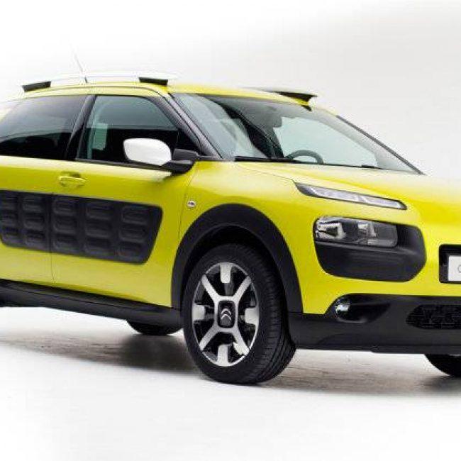 Citroën presenta a Milano la Cactus