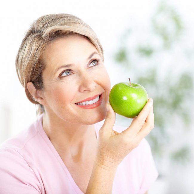 L'importanza della corretta alimentazione in menopausa