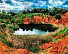 Otranto: la cava di bauxite